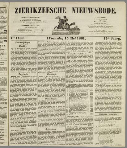 Zierikzeesche Nieuwsbode 1861-05-15