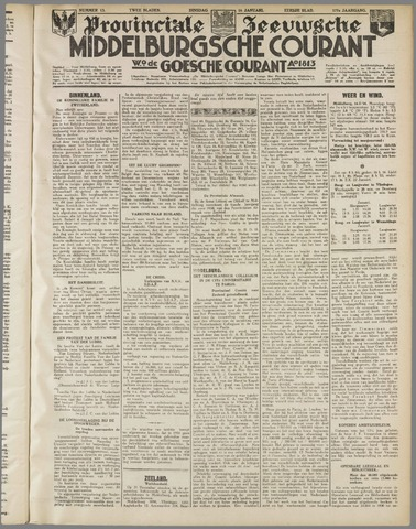 Middelburgsche Courant 1934-01-16