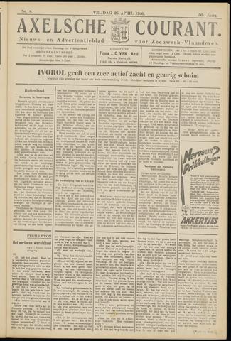 Axelsche Courant 1940-04-26
