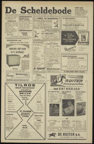 Scheldebode 1960-11-24
