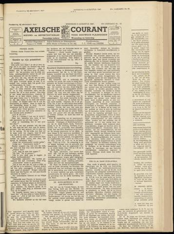 Axelsche Courant 1947-08-06