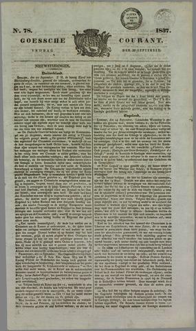 Goessche Courant 1837-09-29