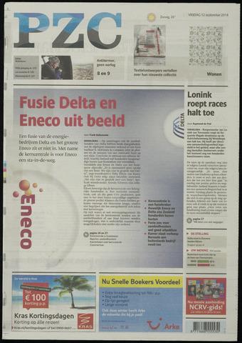 Provinciale Zeeuwse Courant 2014-09-12