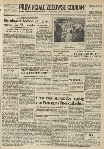 Provinciale Zeeuwse Courant 1952-03-20