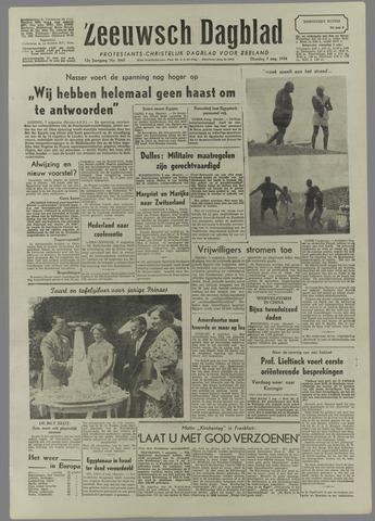 Zeeuwsch Dagblad 1956-08-07