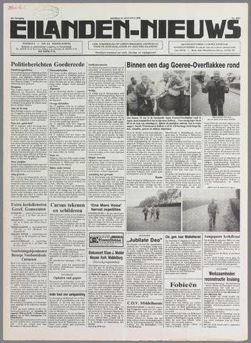 Eilanden-nieuws. Christelijk streekblad op gereformeerde grondslag 1990-08-21