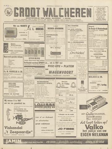 Groot Walcheren 1967