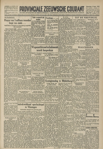 Provinciale Zeeuwse Courant 1946-09-02