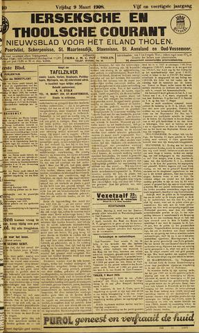 Ierseksche en Thoolsche Courant 1928-03-09