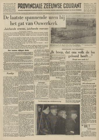 Provinciale Zeeuwse Courant 1953-11-07