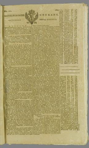 Middelburgsche Courant 1807-08-29