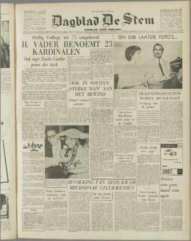 de Stem 1958-11-18