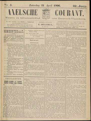 Axelsche Courant 1906-04-21