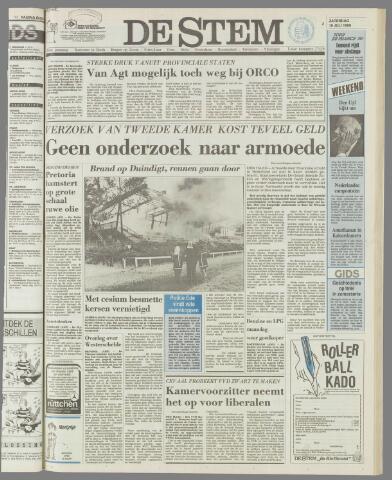 de Stem 1986-07-19