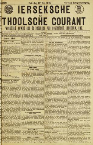 Ierseksche en Thoolsche Courant 1916-05-27