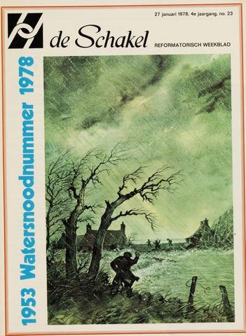 Watersnood documentatie 1953 - tijdschriften 1978-01-27