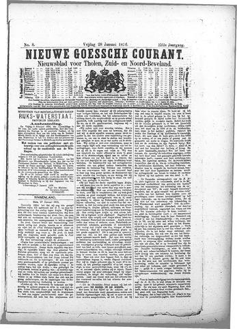 Nieuwe Goessche Courant 1876-01-28