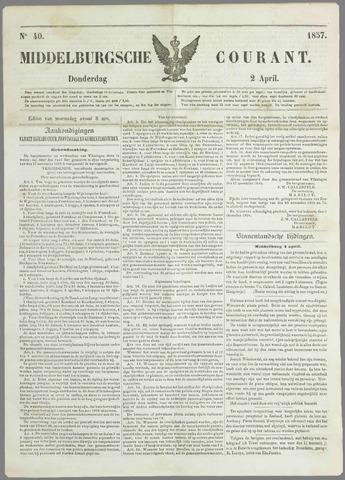 Middelburgsche Courant 1857-04-02
