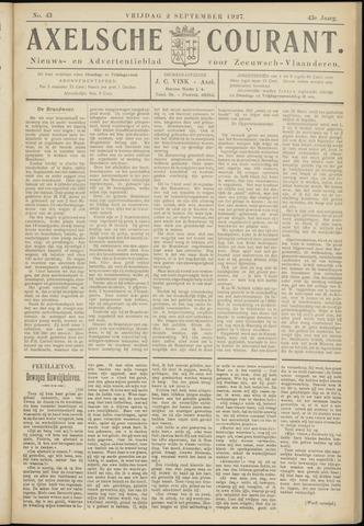 Axelsche Courant 1927-09-02