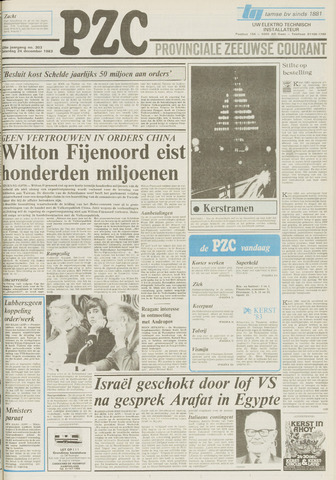 Provinciale Zeeuwse Courant 1983-12-24
