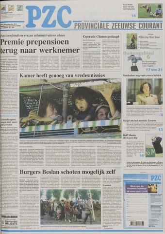 Provinciale Zeeuwse Courant 2004-09-07
