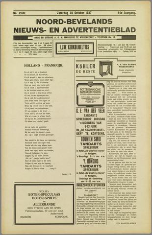 Noord-Bevelands Nieuws- en advertentieblad 1937-10-30