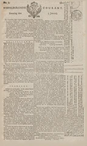 Middelburgsche Courant 1811-01-05