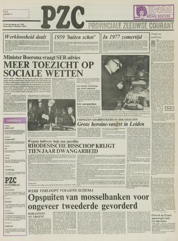 Provinciale Zeeuwse Courant 1976-10-02