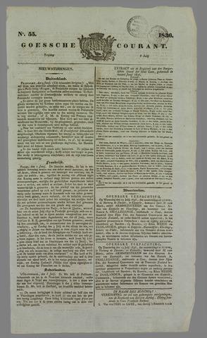 Goessche Courant 1836-07-08