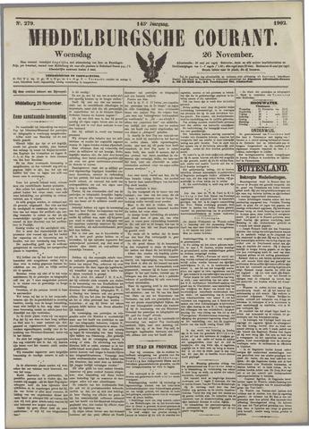 Middelburgsche Courant 1902-11-26