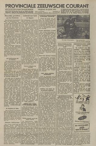 Provinciale Zeeuwse Courant 1943-06-25