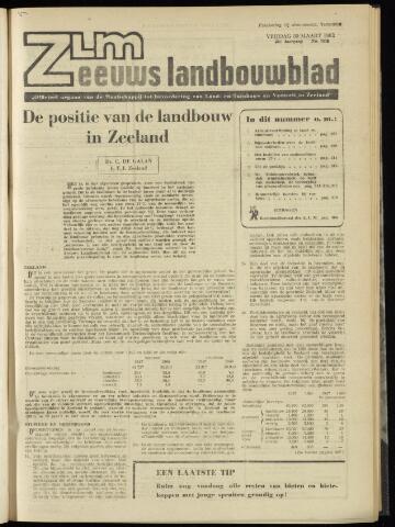 Zeeuwsch landbouwblad ... ZLM land- en tuinbouwblad 1962-03-30