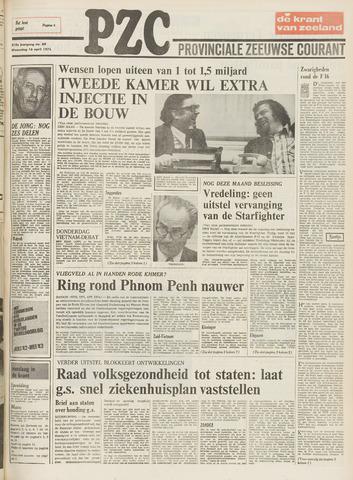 Provinciale Zeeuwse Courant 1975-04-16
