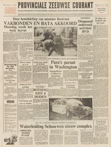 Provinciale Zeeuwse Courant 1967-10-21