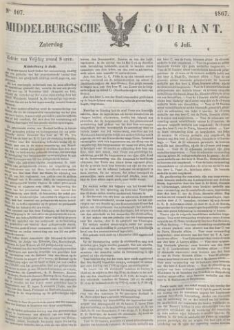 Middelburgsche Courant 1867-07-06