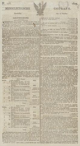 Middelburgsche Courant 1827-10-25