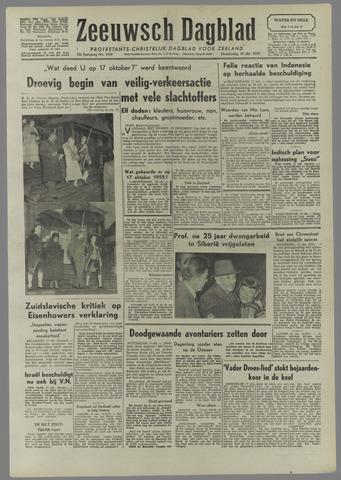 Zeeuwsch Dagblad 1956-10-18