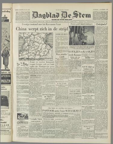de Stem 1950-11-04