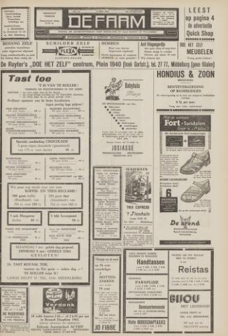 de Faam en de Faam/de Vlissinger 1962-05-04