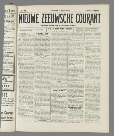 Nieuwe Zeeuwsche Courant 1908-04-04