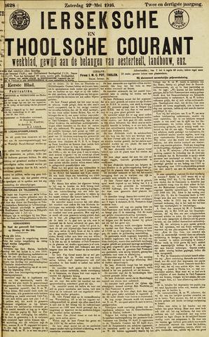 Ierseksche en Thoolsche Courant 1916-06-03