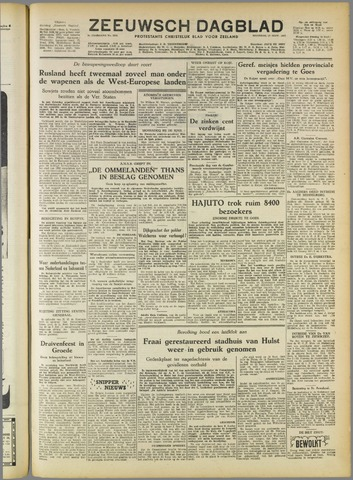 Zeeuwsch Dagblad 1952-09-15