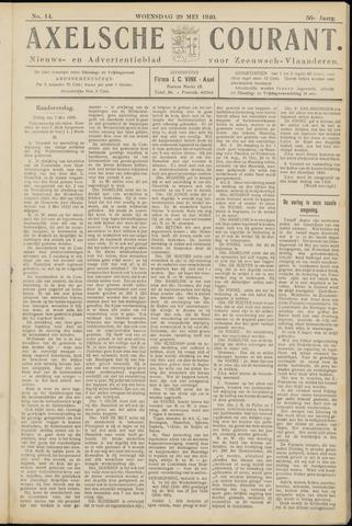 Axelsche Courant 1940-05-29