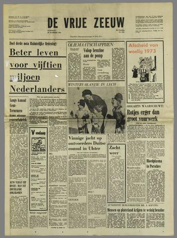 de Vrije Zeeuw 1973-12-29