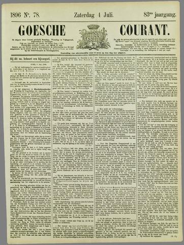 Goessche Courant 1896-07-04