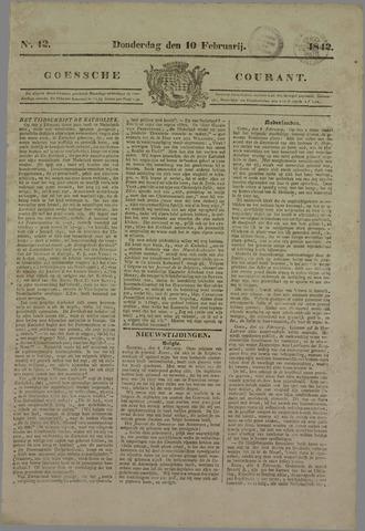 Goessche Courant 1842-02-10