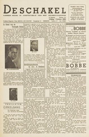De Schakel 1954-10-01