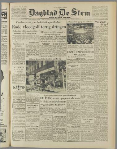 de Stem 1952-08-26
