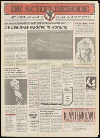 Scheldebode 1985-04-04