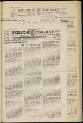 Axelsche Courant 1952-11-26